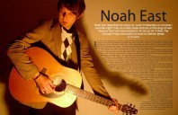 Noah East Spread