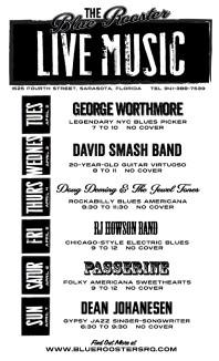 TBR Music Poster (April 2-7)