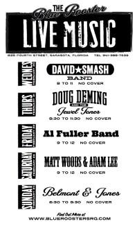 TBR Music Poster (Feb. 20-24)