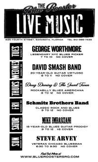 TBR Music Poster (Mar. 19-24)