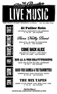 TBR Music Poster (Mar. 26-31)