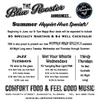 TBR Ticket Ad (Summer Specials)